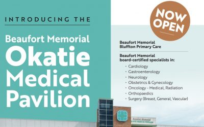 Beaufort Memorial offers state-of-the-art cancer care close to home