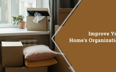 Improve Your Homes Organization